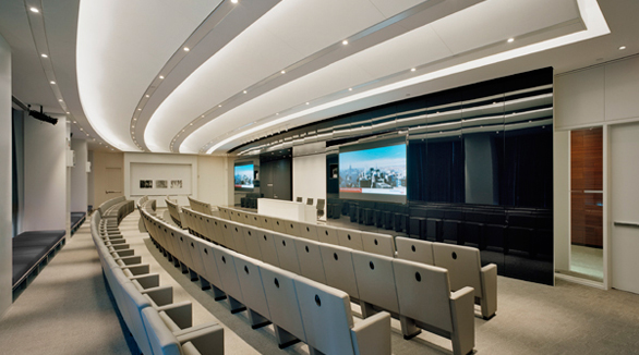 Bank Of America Headquarters Office on residential hvac plenum