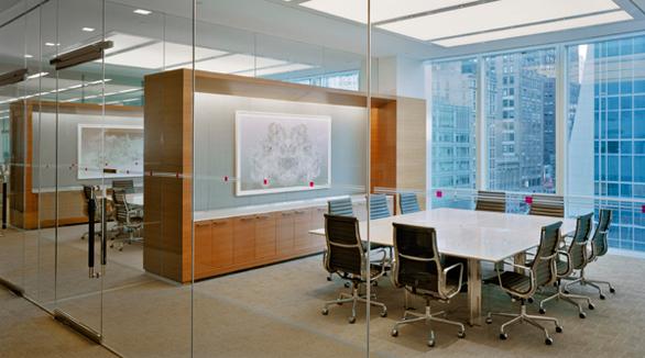 Bank Of America Headquarters Cerami Amp Associates
